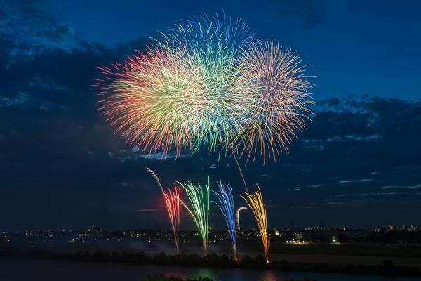 松戸花火大会の花火の見どころチェック