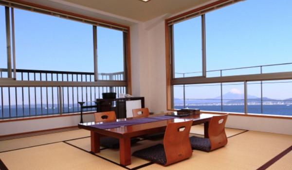 富津花火デートで宿泊したいホテルはここ 天然温泉海辺の湯