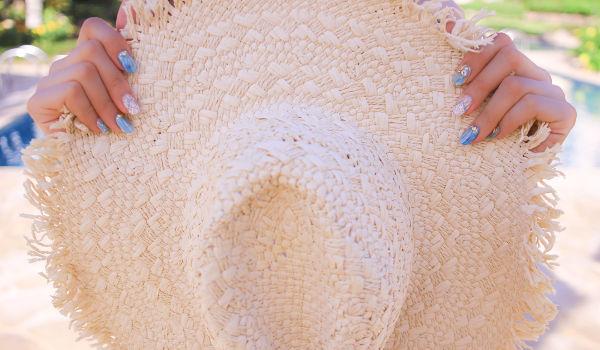 浴衣に麦わら帽子って実は相性バッチリ