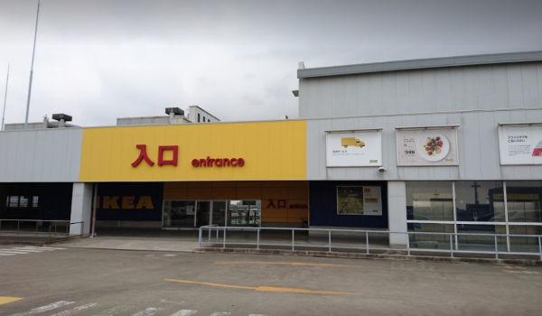 船橋花火デート穴場情報!IKEAの駐車場