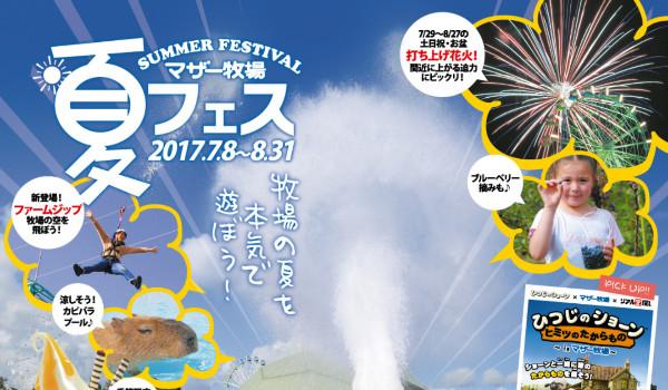 2017年千葉「マザー牧場花火デート」!初デートなら迷わずここへ