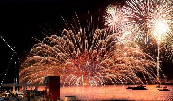 2017年館山湾花火大会が毎年8月8日に行われるのはなぜ?